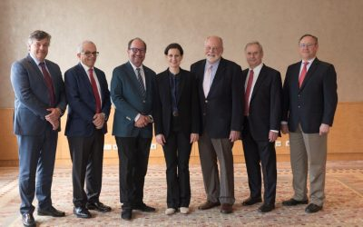 The Oral Reconstruction (OR) Foundation Board welcomes its new Chairman and new Board members.